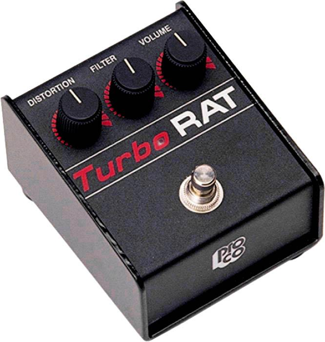 proco rat turbo distortion pedal. Black Bedroom Furniture Sets. Home Design Ideas