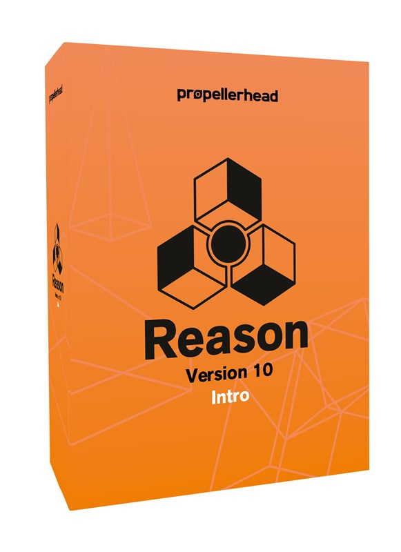 Propellerhead Reason 10 Intro Box
