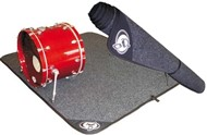 Protection Racket 9020 Drum Mat (2x1.66m)