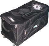 Protection Racket Hardware Bag with Wheels (28x14x10in) - 5028W-01