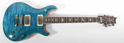 PRS 2016 McCarty 594 Wood Library 10 Top (Aquamarine)
