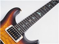 PRS WL Custom 24 Tobacco Smoke Burst 7