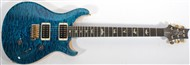 PRS Custom 24 Wood Library with Swamp Ash Back (Aqua Marine)