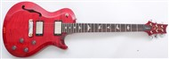 PRS S2 Singlecut Semi Hollow (Scarlet Red)