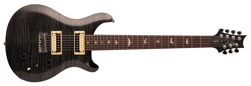 PRS SE SVN, 7-String, Grey Black