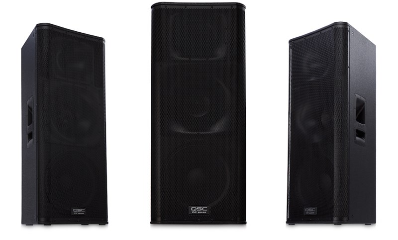 QSC KW153 Active PA Speaker