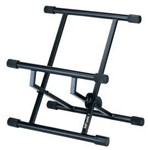 Quik Lok BS317 Double Braced Amp Stand
