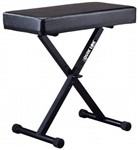 Quik Lok BX14 Extra Padded Keyboard Bench