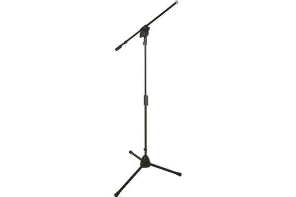 Quik Lok Heavy Duty Fixed Length Boom Mic Stand