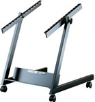 Quik Lok RS658 14U Rack on Castors with Shelf