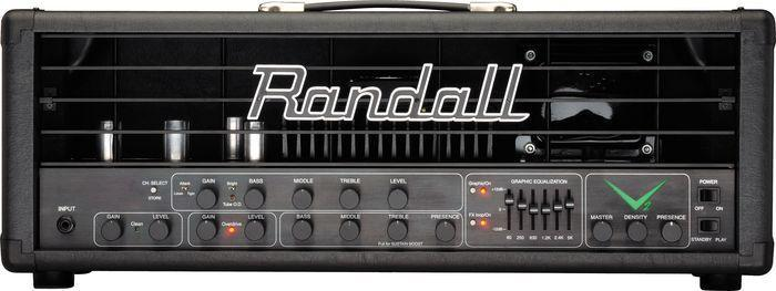 Randall V2 Valve Dynamic Series Head