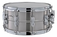 Yamaha Recording Custom Snare (14x7in, Stainless Steel) - RLS1470