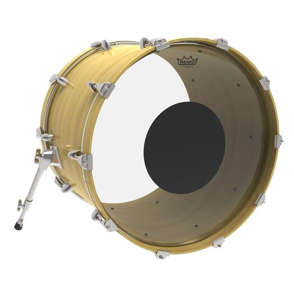 Remo Controlled Sound Clear Bass Drum