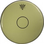 Remo Falam II Neutral Snare Batter Head with Clear Dot (14in)
