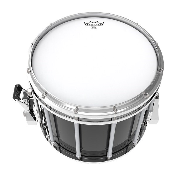Remo Falam II Smooth White Snare Batter