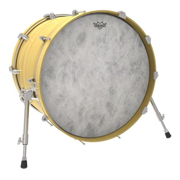 Remo Fiberskyn 3 Ambassador Bass Drum Head (18in)