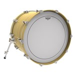 Pinstripe Coated Bass Drum Head (18in)