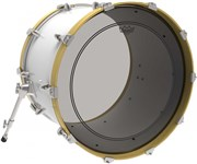 smoke bass drum