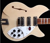 Rickenbacker 1993 Plus Pete Townshend 12-String Electric (Mapleglo)