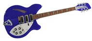 Rickenbacker 370/12, 12-String, Midnight Blue