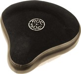 Roc N Soc Hugger Seat Top (Black)