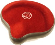 Roc N Soc Cycle Seat Top (Red)