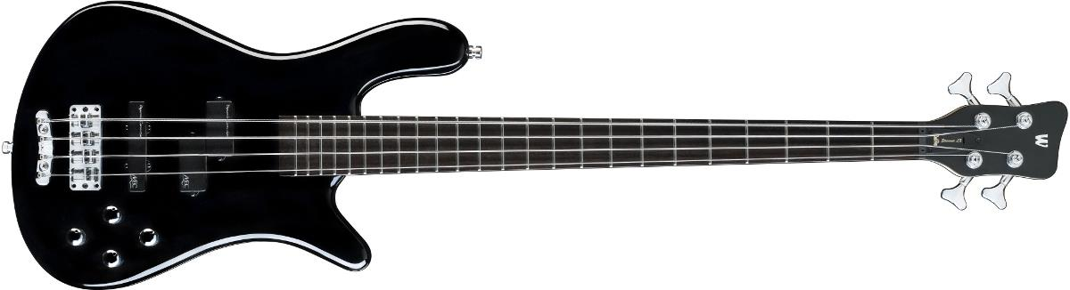 Rockbass Streamer LX 4 (Solid Black High Polish)