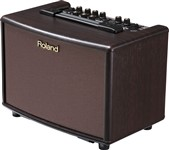 Roland AC-33 Acoustic Chorus 30W Stereo Combo, Rosewood
