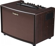 Roland AC-60 Acoustic Chorus 60W Stereo Combo, Rosewood