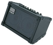 Roland Cube Street Battery-Powered Stereo Practice Amp, Black