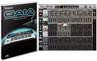 Roland GAIA Synthesizer Sound Designer Software
