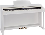 Roland HP-601 Digital Piano White