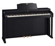 Roland HP504 Digital Piano (Contemporary Black)