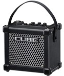 Roland Micro Cube GX Ultra Compact Practice Amp, Black