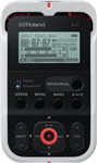 Roland R-07 Portable Audio Recorder White Main