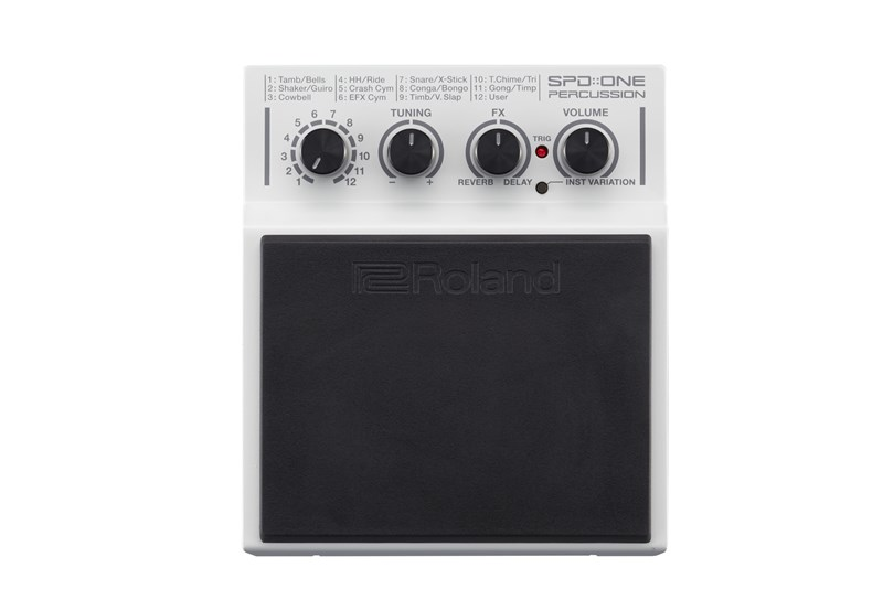 Roland SPD One Percussion Pad Front