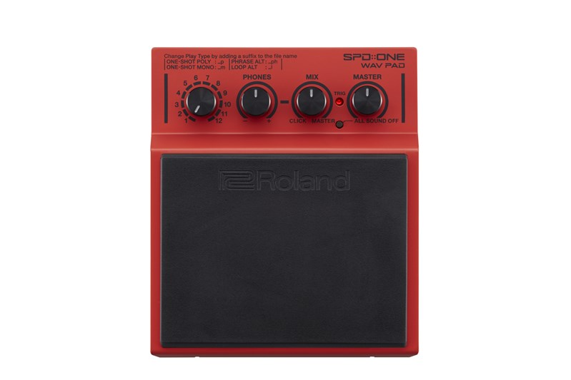 Roland SPD One Wav Pad Main