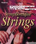 Roland SRX 04 Symphonique Strings Expansion Card