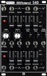 Roland SYSTEM-500 572 Modular PHASE SHIFTER/DELAY/LFO