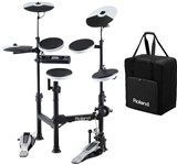 Roland TD-4KP Portable V-Drums Kit with Case