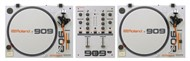 ROLAND 2x TT-99 Turntables and DJ-99 Mixer Bundle