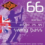 Rotosound RDB66LC Swing Bass, Double Ball End, Long Scale, Medium, 40-95