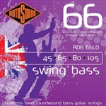 Rotosound RDB66LD Swing Bass, Double Ball End, Long Scale, Standard, 45-105