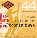 Rotosound RS44LD Bronze Bass, Long Scale, Standard, 45-105