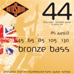 Rotosound RS445LD Bronze Bass, Long Scale, Standard, 5-String, 45-130