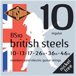 Rotosound BS10 British Steels Regular 10-46 Main
