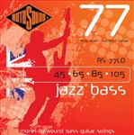 Rotosound RS77LD Jazz Bass Flatwound Standard (45-105)