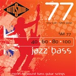 Rotosound SM77 Jazz Bass Flatwound Hybrid (40-100)