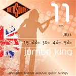 Rotosound JK11 Jumbo King Electric, Light, 11-52