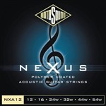 Rotosound NXA12 Nexus Polymer Coated Acoustic, 12-54